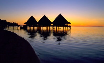 French Polynesia, Fiji, Cook and Salomon Islands